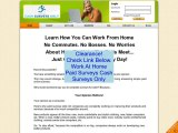 Discount on Work At Home Paid Surveys Cash Surveys Only