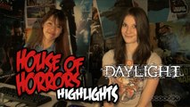 Ghostly Frights And Rave Parties In Daylight - House of Horrors Highlights