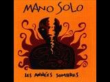Barbès-Clichy de Mano Solo de l'album les années sombres