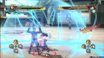 ALL MECHA NARUTO FIGHTING STYLES & ULTIMATE JUTSU Naruto Ultimate Ninja Storm Revolution Gameplay