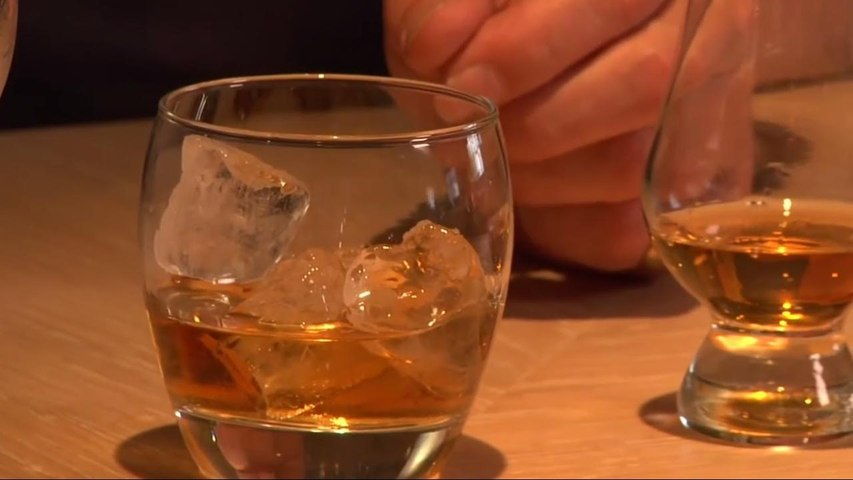 Whisky U - Water or Ice?