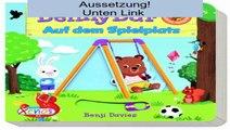 Aussetzung Benny B�r: Auf dem Spielplatz: Perfekt f�r kleine Tatzen! [Pappbilderbuch] Rezension