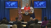 U.S. calls for investigation of alleged irregularities in Afghanistan election