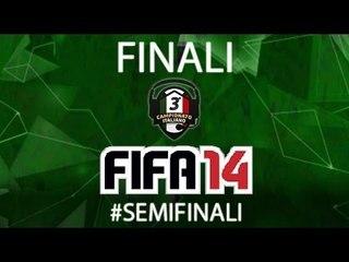 Semifinali 3°Campionato Personal Gamer di Fifa 14