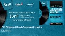 Ella Fitzgerald, Buddy Bregman Orchestra - I Love Paris
