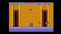 Wonder Boy in Monster Land (niveau 1) Sega Master System