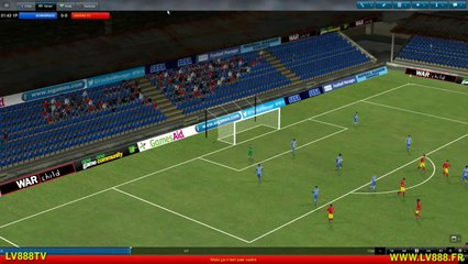Football Manager 2014 - Alex Reeves Story n°5 - Episode n°14 - LV888TV