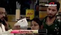 Express Entertainment Live (Pakistan Ramadan) Gift By :Ghazali' Herbal (08-07-2014)