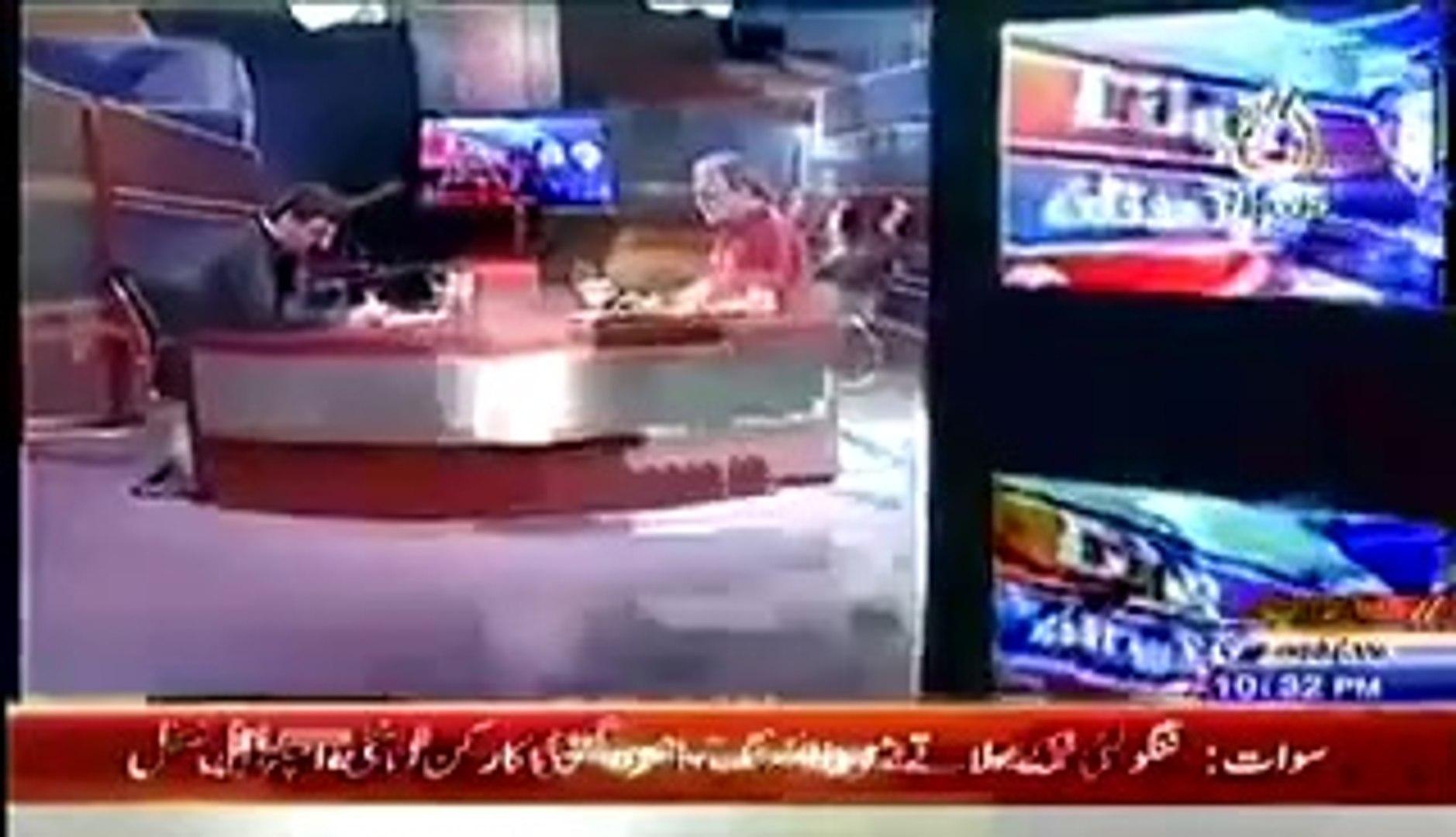 Bolta Pakistan (7th July 2014) Media New Star Arsalan Iftikhar..!!