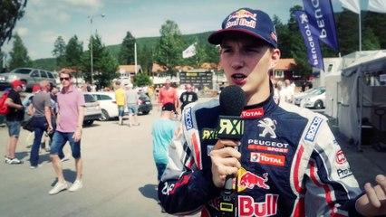 WRX - Team Peugeot-Hansen - Highlights of round 5 - Sweden