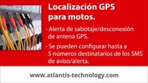 Alarma para moto - Alarmas gps motos. Ficha técnica.