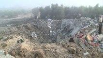 Frappes israéliennes sur Gaza suite à des tirs de roquettes