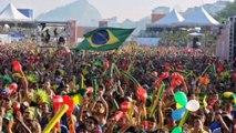 AFP Live - Coupe du Monde de football - Demi-finale Brésil-Allemagne - Mardi 8 juillet 2014