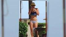 Kaley Cuoco se dévoile en bikini