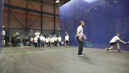 "Mini-Squash - Exercice ""Le Match Aménagé"""