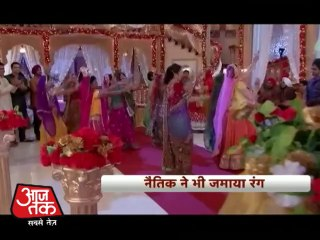 Marriage of Anshuman in YRKKH
