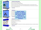 Discount on CB Vendor Toolkit. Software & Graphics For CB Vendors