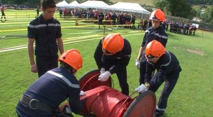 Devenez jeunes sapeurs-pompiers !