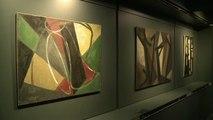 Rodez: Pierre Soulages inaugure le musée dédié à son oeuvre