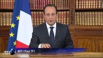 """Hollande: la leçon des Européennes est """"douloureuse"""""""