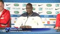 Foot: France-Norvège, dernier match avant la coupe du monde