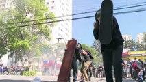 Sao Paulo: des échauffourrés avant le coup d'envoi de la Coupe du monde
