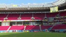 Coupe du monde: le Costa Rica rêve d'un nouveau coup d'éclat