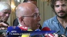 """Présidence de l'UMP: """"La concurrence est stimulante"""" selon Eric Ciotti"""