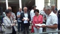 Inauguration de l'espace LGBT Txalaparta à Bayonne