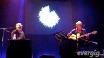 Le concert de Rodolphe Burger au Café de la danse
