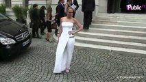 Exclu Vidéo : Donatella Versace fière d'accueillir Jennifer Lopez pour son défilé !