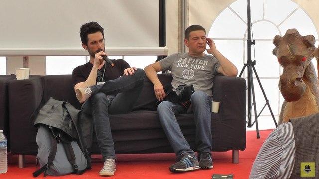 [Geek Faëries 2014] Conférence Le Fossoyeur de Films
