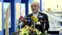 Salehi: Iran needs 190000 SWU for nuclear power, research plants