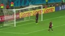 Gol Oscar Brezilya Brasil 1-7 Alemania - Mundial 2014 (Semifinal)