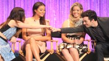 Pretty Little Liars' Lucy Hale And Shay Mitchell Reveal Their Favorite OMG Moments, From Ezra's Betrayal To An Epic Fight