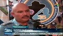 Nicaragua: Policía Nacional participa en campaña contra adicciones