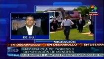 EE.UU.: se reporta brote de enfermedades entre niños migrantes