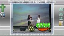 Testimonio de conversión a la fe católica de la actriz y cantante Karyme Lozano.