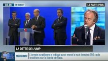 Le parti pris d'Hervé Gattegno : La vraie dette de l'UMP n'est pas une dette d'argent – 09/07