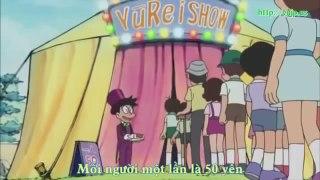 Phim hoạt hình Doremon Nobita hoa hon ma Con c
