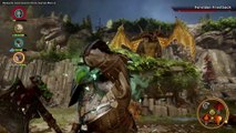 DRAGON AGE : INQUISITION Gameplay Series -- E3 Demo Part One  The Hinterlands
