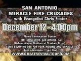 CHRIS FOSTER MINISTRIES / EVANGELIST CHRIS FOSTER