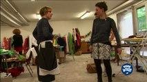 Biennale de la Danse de Lyon - Coulisses du défilé / Groupe La Poste - Tous formidables - Tous Artistes