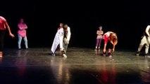 Spectacle de fin d'année des cours de street dance/hip hop et de5