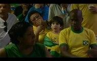 Allemagne-Brésil : les larmes des supporters brésililens après la défaite 7-1 - 09/07/2014