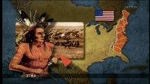 Mit offenen Karten - USA Die Außenpolitik der Vereinigten Staaten 1 - 13 Die Entstehung des Staatsgebietes der USA