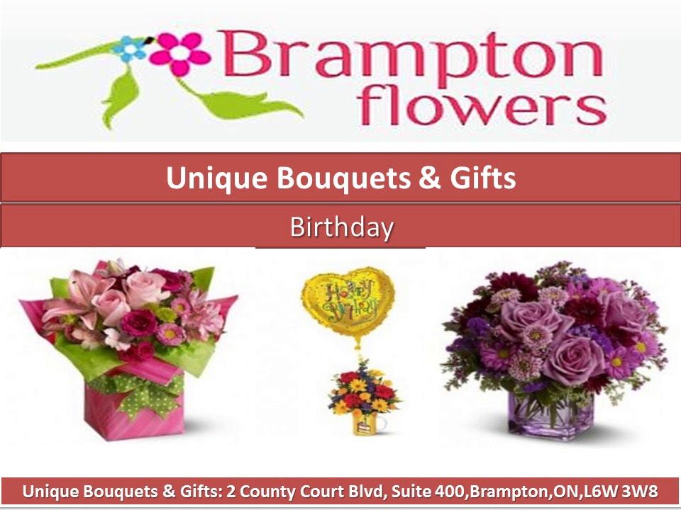 Unique Bouquets & Gifts