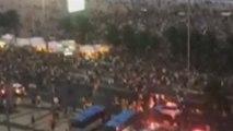 Rapina di massa a Rio nella notte folle brasiliana
