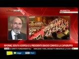 """Vito Crimi (M5S): SkyTG24 """"Riforma del Senato irreversibile"""" - MoVimento 5 Stelle"""