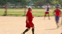 Incroyables seniors ! Au Brésil, le foot jusqu'à 80 ans (au moins)